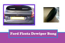 Ford Fiesta mk7 7.5 Rear Wiper Delete Dewiper Removal Bung Grommet