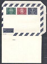 Austria covers 1950 UPU Aerogramme not sent