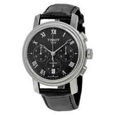 Tissot Bridgeport Automatic Chronograph Black Dial Men's Watch