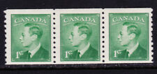 Canada - Scott # 295 - Strip of 3
