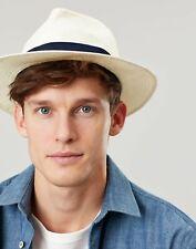 Joules Mens Burnham Woven Hat - CREAM