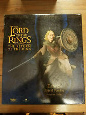 Eowyn Shieldmaiden Lord of the Rings Weta Sideshow Statue Boxed
