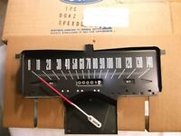 1970 Ford police speedometer 140mph nos DOAZ-17255-B