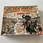 Rare Vintage Spec-Toy-Culars Jumbo Circus Band Set In Box Great Graphics