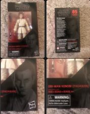 "?Star Wars Black Series 6"" Obi-Wan Kenobi (PADAWAN) Episode I HTF SHIP WORLDWIDE"