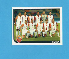 PANINI CALCIATORI 2005-2006- Figurina n.361- SQUADRA/TEAM - ROMA -NEW
