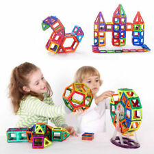 Magnetic Building Blocks Large Size Brick Children Educational Construction Toys