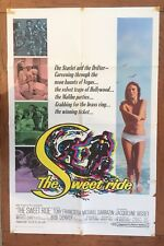 """The Sweet Ride Original US Movie Poster 1968 Surfer One Fold Vintage 27x41"""""""