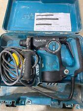 Makita sds hammer drill HR2811F 110v