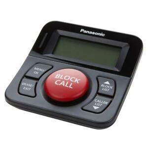 Panasonic KX-TGA760 Call Block Button Caller ID - KXTGA710B KXTGA710 KXTGA760