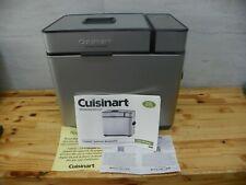 2 Lb Home Bread Making Machine Automatic Cuisinart - Silver (Cbk-100Ss)