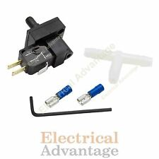 "Transmission Universal Vacuum Switch 700R4 700-R4 2004R 200-4R 350C 6-22"" GM"