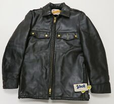 b73ba5ba2 schott mens leather jacket | eBay
