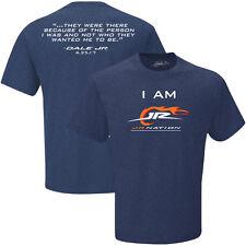 Dale Earnhardt Jr I Am Jr Nation Denim Tee - Shirt Adult XL # 88 - Free Ship