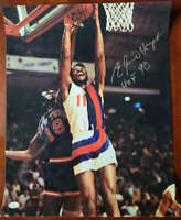 Elvin Hayes JSA Coa Autograph 16x20 Photo Hand Signed