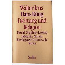 Dichtung und Religion  -  JENS Walter und KÜNG Hans