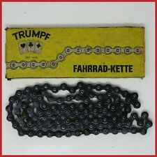 NOS TRUMPF ROLLER CHAIN 1/8 VINTAGE TRACK BIKE BICYCLE FIXED GEAR FIXIE OLD