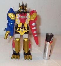 "Power Rangers Dino Thunder 2003 Bandai Thundersaurus MegaZord Figure 5.5"" JAPAN"