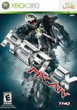 MX vs ATV Reflex XBOX 360 NEW! MOTORCROSS, FOUR WHEELER, DIRT, MUD, BIKES, RACE