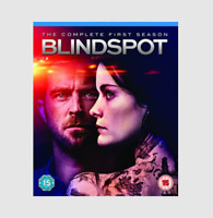 Blindspot Season 1 Blu-Ray [Region Free] The Complete First Season Series - NEW