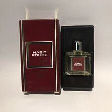 Guerlain Habit Rouge EDT miniature parfum 4ml