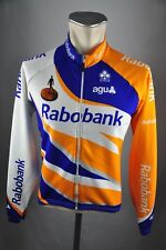 Rabobank agu rueda chaqueta camiseta talla 1 BW 50cm bike Cycling Jersey camisa fz2