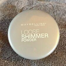 MAYBELLINE Loose Shimmer POWDER BRONZER ~ BURNISHED COPPER 10 ~ NEW !!