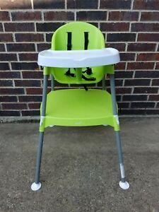 Evenflo Convertible High Chair 4-in-1 Eat & Grow