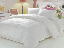 Unite Down Feather White 100% Goose Down Comforter/Duvet/Quilt for Winter