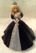 "Hallmark Keepsake Ornament-""Millennium Princess"" Barbie 1999-Box"