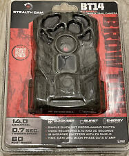 Stealth Cam Brow Tine 14MP FX Shield Infrared Trail Camera STC-BT14 Sealed