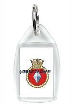 HMS DIAMOND KEY RING (ACRYLIC)