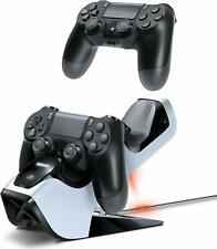 Bionik Power Stand PS4 DualStock Controller Charger Stand Dock PlayStation 4
