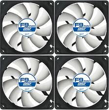 4 x Arctic Cooling F9 PWM PST raffreddamento 92 mm per Case Ventole 1800 giri / min (afaco-090p0-gba01) ARTIC