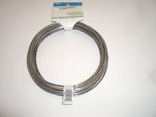 PHILMORE 15-625 50FT 9AWG SOLID ALUMINUM GROUND WIRE
