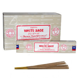 Satya Incense Sticks Genuine Nag Champa 15g From 99p Mixed Scents Joss Insence