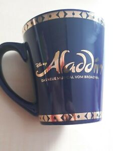 Original Tasse Musical Aladdin Disney