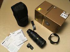 Nikon Usato Lens Nikkor 70-200 mm VR II f/2.8G ED (PARI AL NUOVO)
