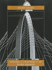 Student Study Guide for University Physics Volume 1 (Chs 1-20) by Roger A....