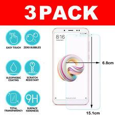 For Xiaomi Redmi Note 5 Tempered Glass Screen Protector - BRAND NEW!!