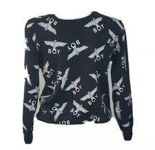 Boy London United Kingdom Sweatshirt Size Small