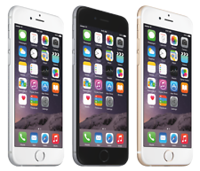 Apple iPhone 6 teléfono inteligente 16GB 64GB 128GB | Verizon Desbloqueado ATT TMobile Sprint