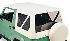 $$ Soft Top WHITE NEW $$$$$ 98652 86-94 FOR Suzuki SAMURAI