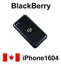 NEW  <BLACK> BLACKBERRY Q5 BATTERY DOOR BACK COVER REPLACEMENT PARTS CANADA