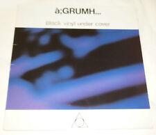 A Grumh... - Black vinyl under cover   UK VINYL LP