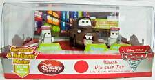 Disney Cars 2 Wasabi Die Cast Set Mater With Sound