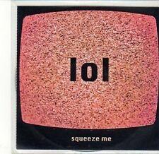 (CA866) LOL, Squeeze Me - 2010 DJ CD