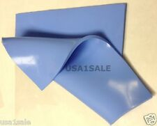 100x100x2mm GPU PS3 PS2 XBOX 360 Heatsink Thermal Conductive Pad Blue Thick !!
