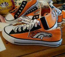 Denver Broncos Women's Canvas Shoes size 7