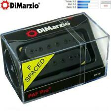 DiMarzio® DP151 PAF Pro Humbucker Bridge Pickup~Black~8.4k~51.5mm~Brand New
